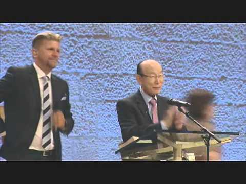 Dr. Yonggi Cho: 'Know your identity in Christ!'