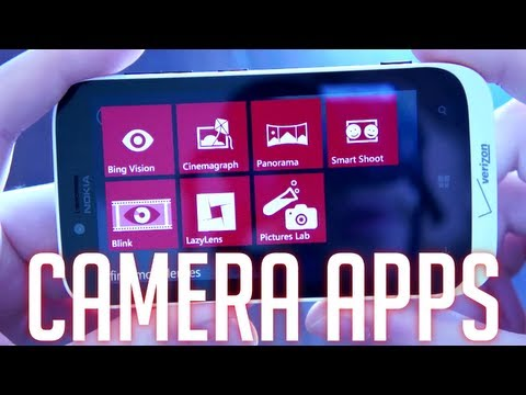 Windows Phone 8 camera apps