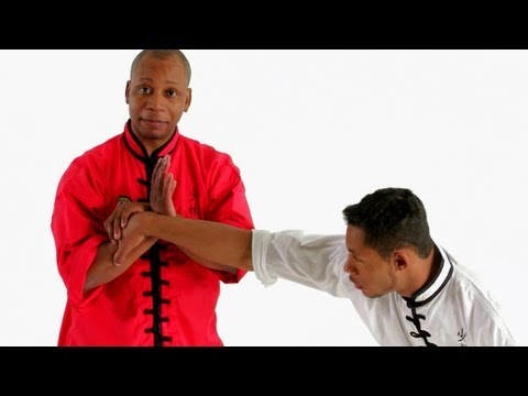 Shaolin Kung Fu: 18 Hands Techniques / Twisting a Strand of Silk Image 1