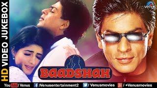 Baadshah  HD Songs  Shahrukh Khan  Twinkle Khanna
