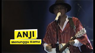 [HD] Anji - Menunggu Kamu (Live at Festival Jajanan Kekinian#5)