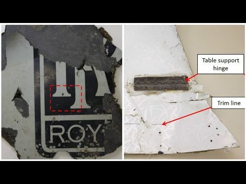 New Clues Suggest Missing MH370 Cabin Ripped Apart On Impact