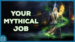 What Is Your Mythical Job?
