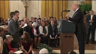 White House suspends pass of CNN's Jim Acosta