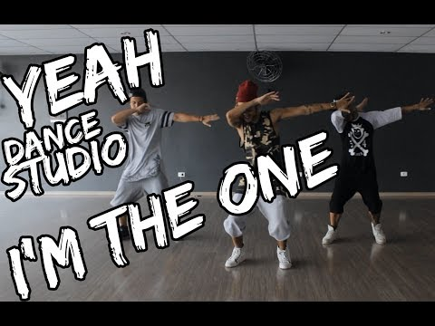 Im the One - Justin Bieber 3YEAH - YEAH Dance Studio