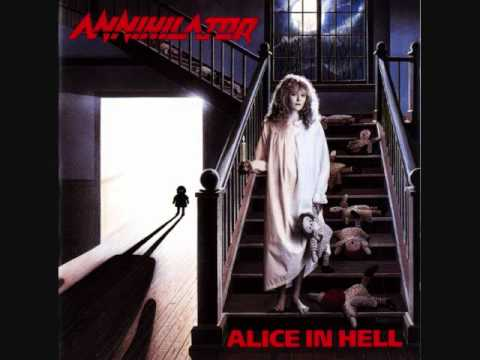 Annihilator - Burns Like a Buzzsaw Blade