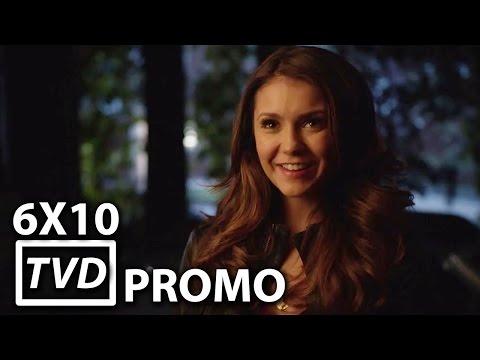 "The Vampire Diaries 6x10 Promo ""christmas Through Your Eyes"" video"