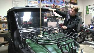 How To Pick A Windshield For Your Utv Gearup2go Utv Superstore