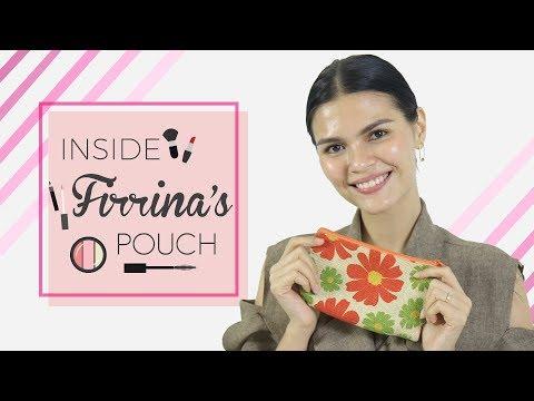 Firrina-Inside Her Makeup Pouch | Gunting bulu hidung?!