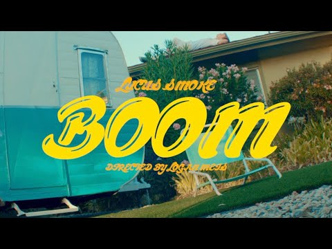 Lucus - Boom (Official Music Video)