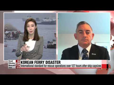 Search and rescue efforts: UK-based maritime expert's view