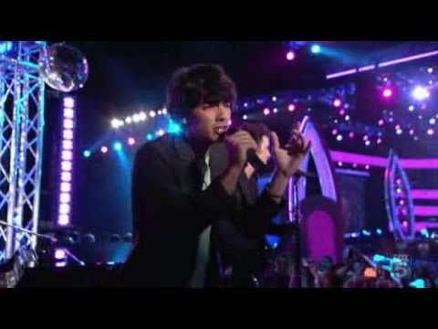 Jonas Brothers - Much Better [Teen Choice Awards 2009] HQ Music Videos