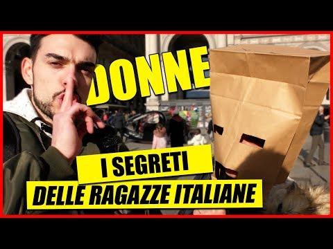 I Segreti delle Ragazze Italiane [Esperimento Sociale] - theShow