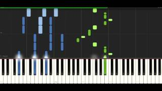 Tobu & Itro - Fantasy - PIANO TUTORIAL