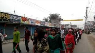Kushtia Ekushey Rally Part - 1 Organized by কালপুরুষ - Kalpurush