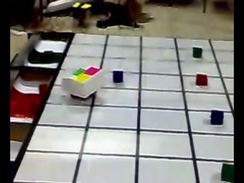 Autonomous Image processing based Robot !