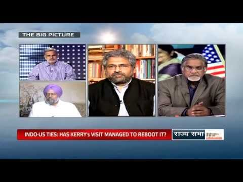 The Big Picture - Indo-US ties: Has John Kerry's visit managed to reboot it?