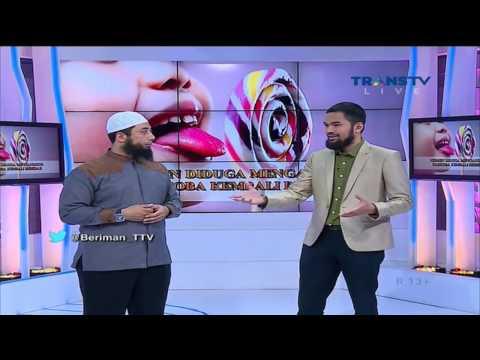 Ustadz Dr. Khalid Basalamah, Ma. dan Teuku Wisnu - Berita Islami Masa Kini Trans Tv
