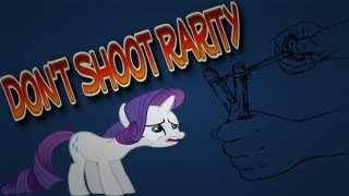 Let's Insanely Play Don't Shoot Rarity