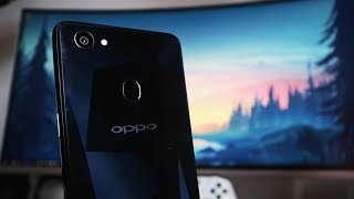 Oppo F7 Diamond Black Review - Paling Kece?!