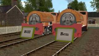 Thomas Trainz Nameboards Sequence