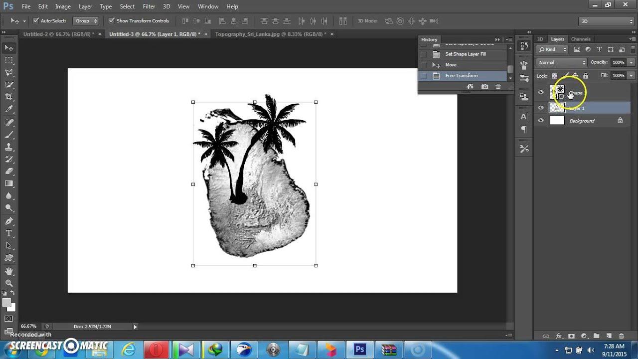 Logo design lesson