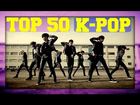 [TOP 50] K-POP SONGS CHART - APRIL 2016 (WEEK 4)