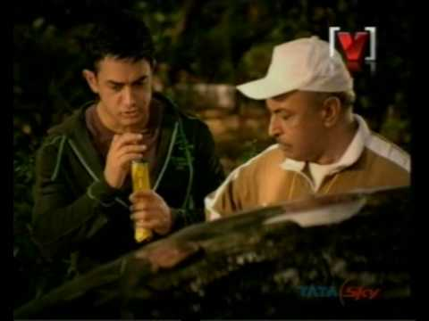 Parle Monaco biscuits funny AD by Aamir khan