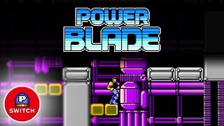 Power Blade (NES) | Full Walkthrough + Funny Game Facts | HD 1080p