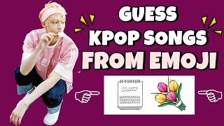 Download Lagu GUESS KPOP SONGS FROM SOME EMOJI !! SUPER EASY Gratis STAFABAND