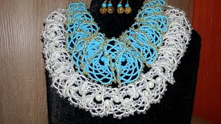 "Колье ""Огалала""/Necklace ""Ogalala"""