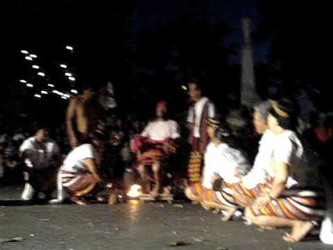 KADONGYASAN - Burial Rites of Igorots in Adams by Ed Antonio
