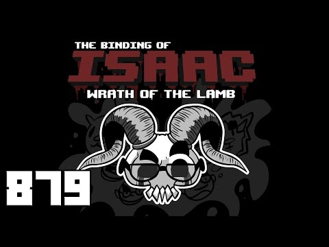 Let's Play - The Binding of Isaac - Episode 879 [Squeaker]