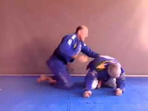 BJJ Grappling tips on rear back control - by John Will & David Meyer