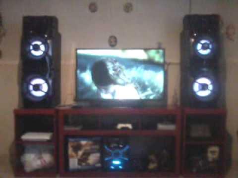 Mi mas nuevo centro de entretenimiento ps3 super slim - Muebles para equipo de sonido ...