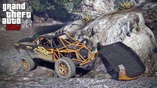 GTA 5 Roleplay - DOJ 218 - Cassidy Trail Crash (Criminal)