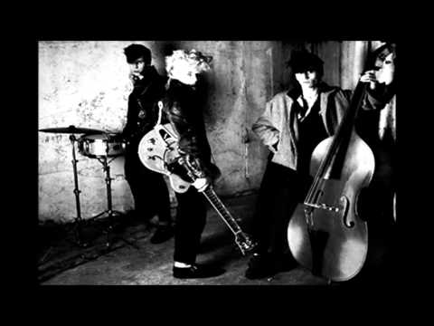 Stray Cats - Mystery Train