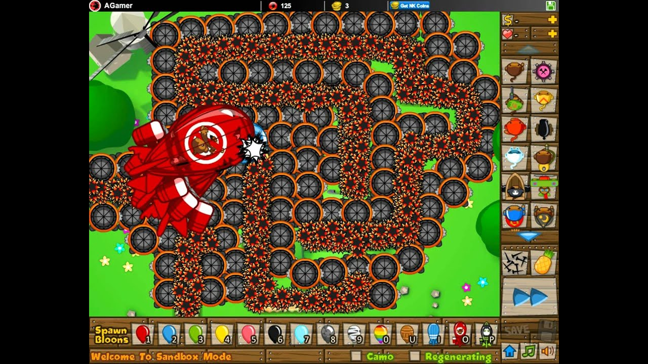 bloons defence 5