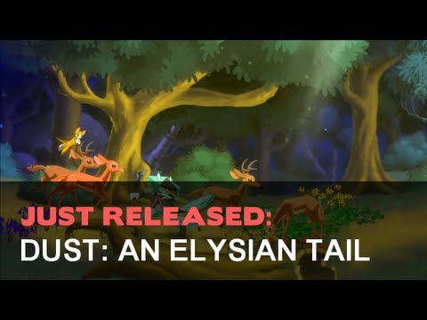 Dust: An Elysian Tail - Just Released