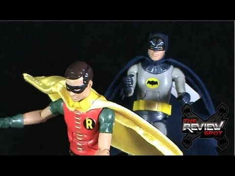 Toy Spot - Mattel Batman and Robin Classic TV Series Batman & Robin