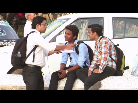 Stupid Business Idea Prank - Part 1 - Baap Of Bakchod - Prank In India