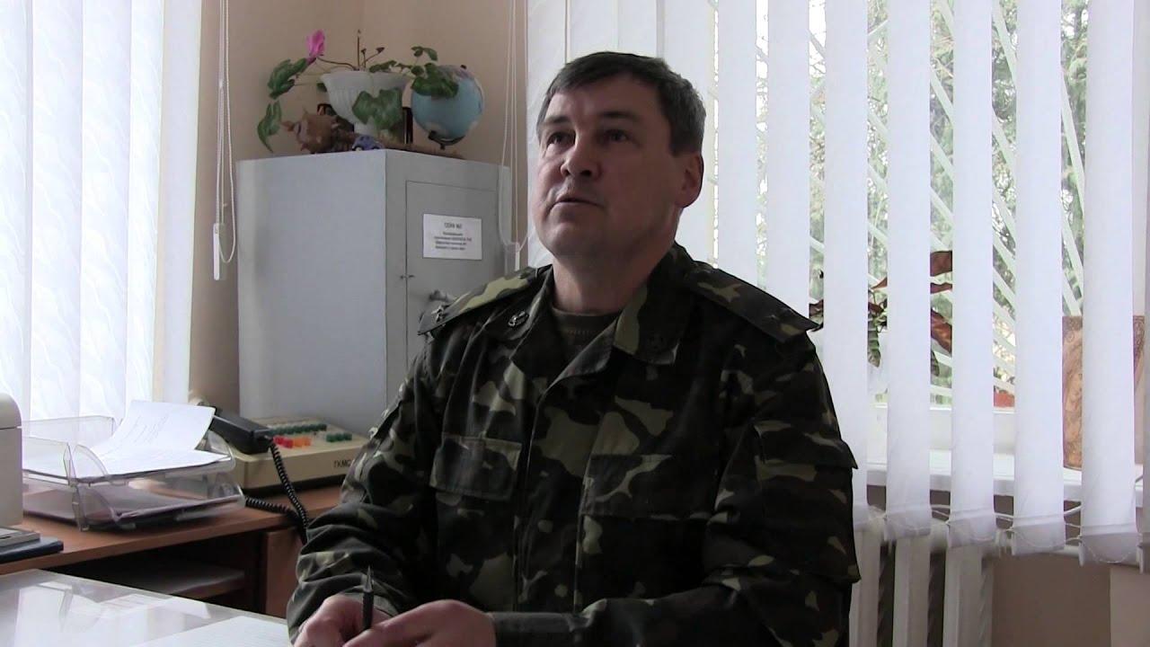 До військкомату у Калуші зголосилися 47 військовозобов'язаних