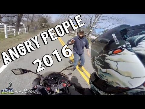 2016 Crash, Wheelie fail, Win & Angry People | Ultimate Motorbikes Compilation