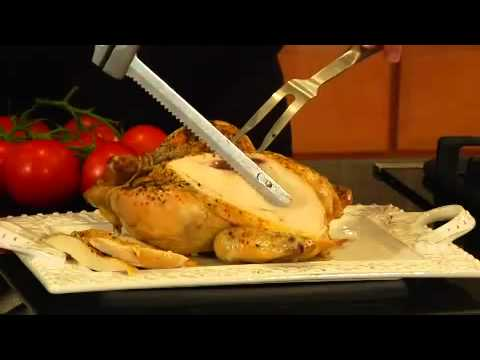 Best Modern Knife - Cuisinart CEK 40 Electric Knife Review