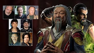 Comparing The Voices - Shang Tsung (Updated)