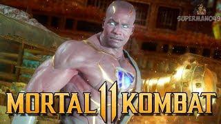 "I Got My First QUITALITY On MK11! - Mortal Kombat 11: ""Geras"" Gameplay"