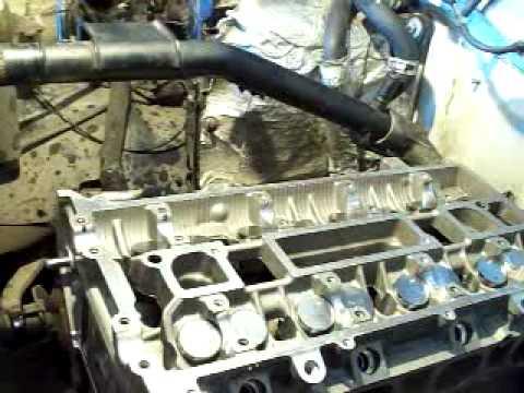 Torqueado De Cabeza Ford Ranger 2004 Youtube
