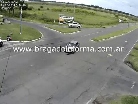 ACCIDENTE RUTA 46 Y ACCESO PERON