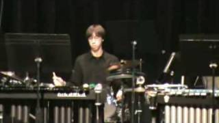 San Jacinto Percussion Ensemble - Variations on the Purdie Shuffle