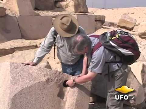 Ancient Technology Pyramid Mystery